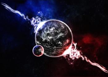 (Видео) По 36 години, редок астрономски феномен – супер сина крвава месечина