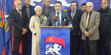"""Бачев: Судот не сака да изврши упис на новото име на партијата поради зборот """"Македонија"""""""