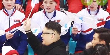 Севернкорејските навивачи го нападнаа лажниот Ким Џонг-ун (ВИДЕО)