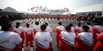 Почнуваат најстудените Зимски олимписки игри во Пјонгчанг
