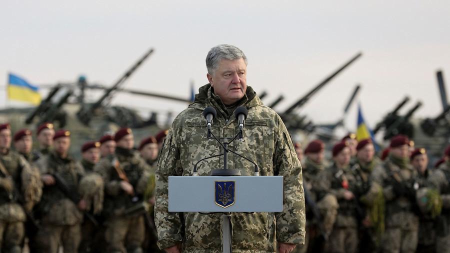 Парламентот го поддржа Порошенко во намерата да го укине договорот за пријателство со Русија