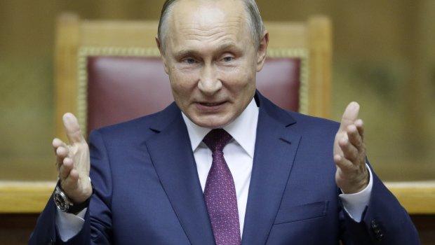 Колкава е платата на рускиот претседател и што сака да јаде